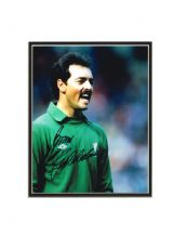 Bruce Grobbelaar Autograph Signed Photo - Liverpool